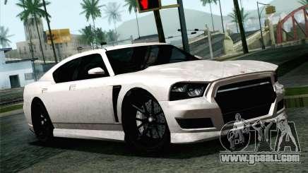 GTA 5 Bravado Buffalo S v2 IVF for GTA San Andreas