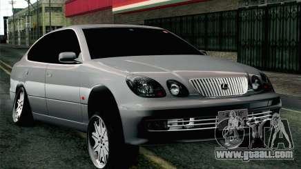 Lexus GS 300 for GTA San Andreas