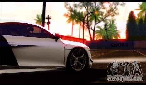 ENB J.F ProjeT 3.0 for GTA San Andreas fifth screenshot