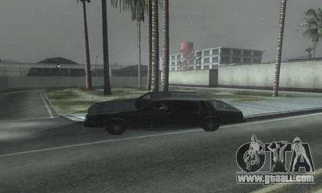 Beautiful ENB + Colormod 1.3 for GTA San Andreas ninth screenshot