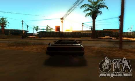 ENB 1.5 & Wonder Timecyc for GTA San Andreas fifth screenshot