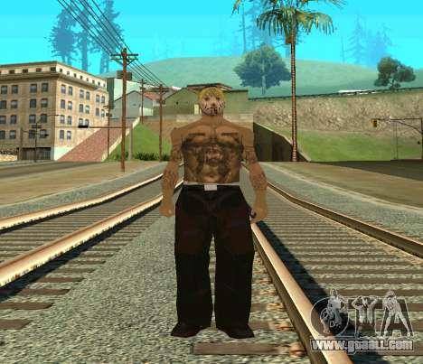 Vagos Skin Pack for GTA San Andreas third screenshot