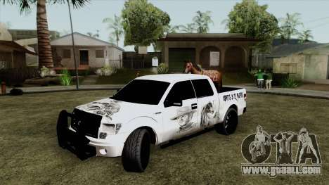 Ford F-150 Lobo Del Caballo for GTA San Andreas