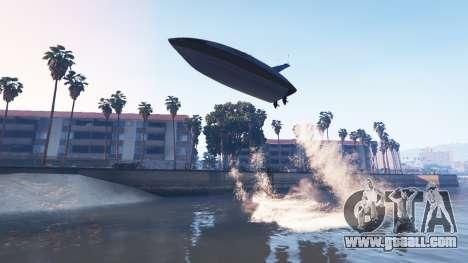 Hopping transport for GTA 5