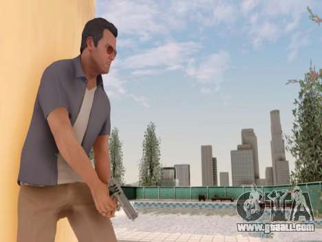 ENB for medium PC by WD for GTA San Andreas