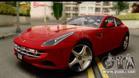 NFS Rivals Ferrari FF for GTA San Andreas
