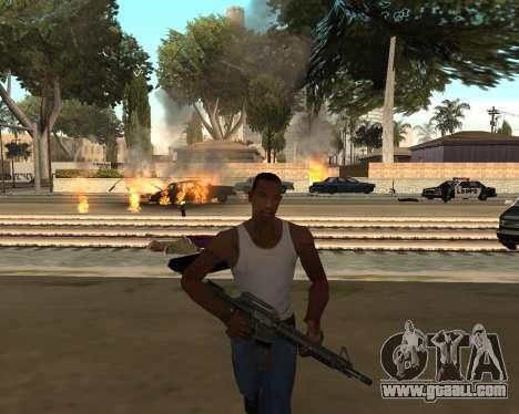 Good Effects v1.1 for GTA San Andreas forth screenshot