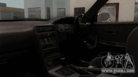 Nissan Skyline R33 Drift JDM for GTA San Andreas right view
