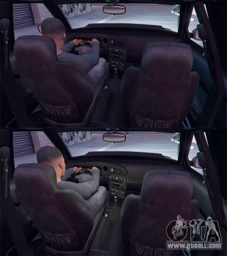 GTA 5 Driving fifth screenshot