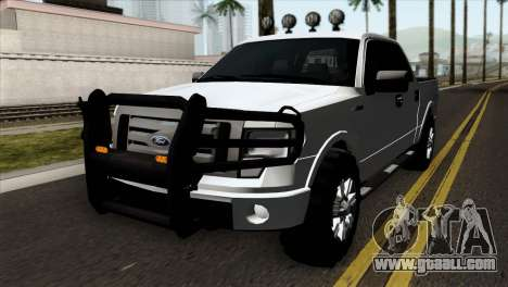 Ford F-150 4X4 Off Road for GTA San Andreas
