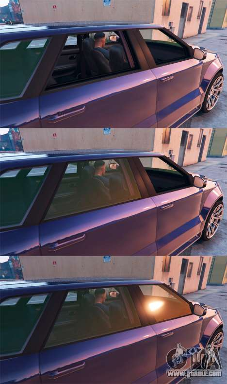 GTA 5 Driving fourth screenshot