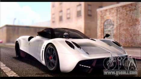 Simple ENB for GTA San Andreas third screenshot