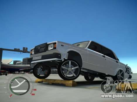 VAZ 2107 Aze for GTA 4