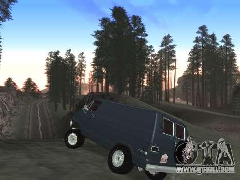 Nice Final ColorMod for GTA San Andreas fifth screenshot