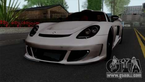Gemballa Mirage GT v1 Windows Down for GTA San Andreas