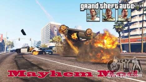 GTA 5 Chaos