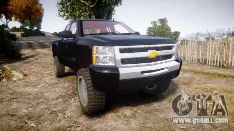 Chevrolet Silverado 1500 LT Extended Cab wheels3 for GTA 4