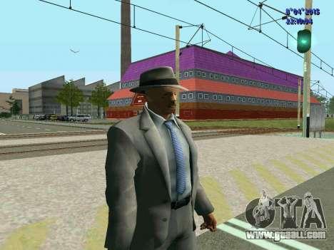 Khrushchev Nikita Sergeyevich for GTA San Andreas third screenshot