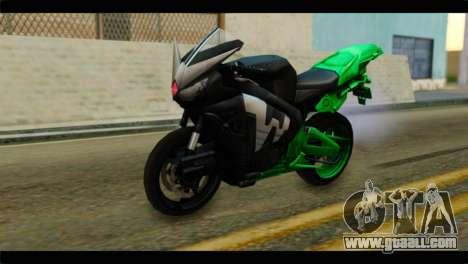 Honda CBR1000RR for GTA San Andreas