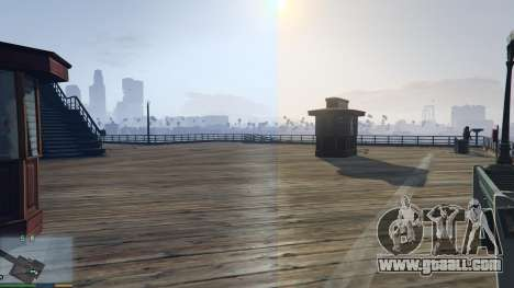 Natural Tones and Lighting (Custom ReShade) for GTA 5