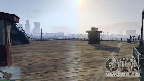Natural Tones and Lighting (Custom ReShade) for GTA 5