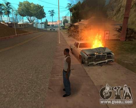 Good Effects v1.1 for GTA San Andreas tenth screenshot