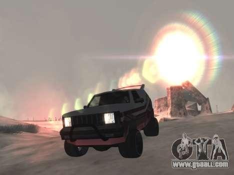 Nice Final ColorMod for GTA San Andreas seventh screenshot