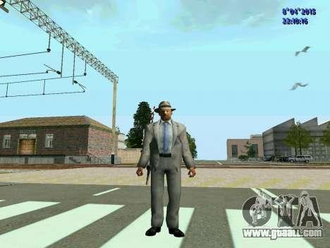Khrushchev Nikita Sergeyevich for GTA San Andreas fifth screenshot