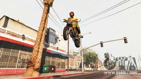 GTA 5 Hopping transport second screenshot
