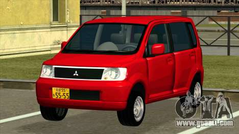 Mitsubishi eK Wagon for GTA San Andreas