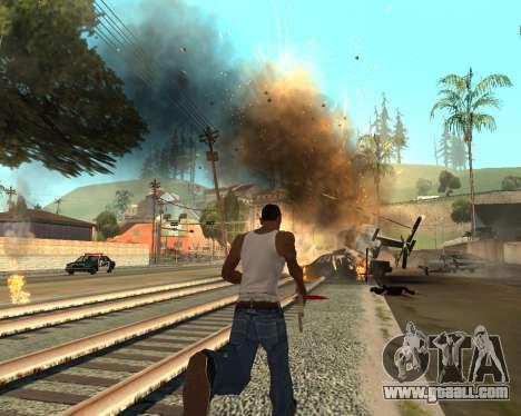 Good Effects v1.1 for GTA San Andreas seventh screenshot