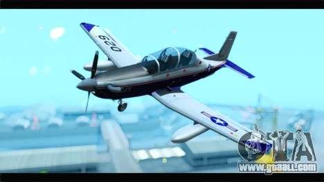 Beechcraft T-6 Texan II  United States Navy for GTA San Andreas
