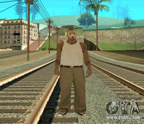 Vagos Skin Pack for GTA San Andreas second screenshot