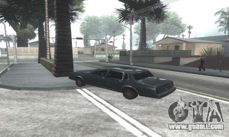 Beautiful ENB + Colormod 1.3 for GTA San Andreas sixth screenshot