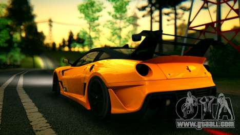 Pavanjit ENB v3 for GTA San Andreas fifth screenshot