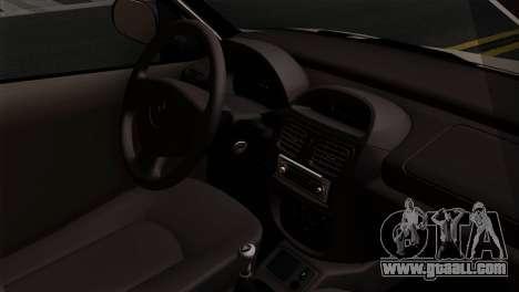 Renault Clio Mio 5P for GTA San Andreas right view