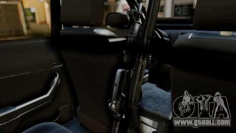 Toyota Hilux SW4 2014 ROTA for GTA San Andreas