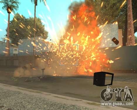 Good Effects v1.1 for GTA San Andreas sixth screenshot