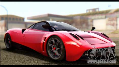 Simple ENB for GTA San Andreas second screenshot