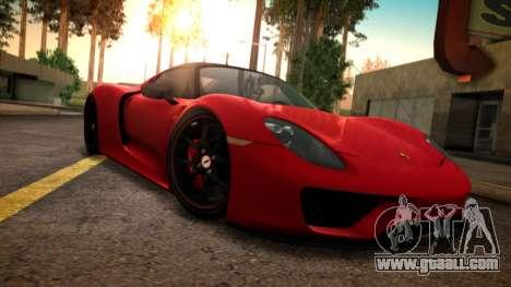 Pavanjit ENB v3 for GTA San Andreas