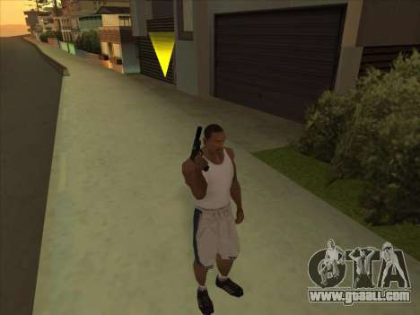Great Russian guns for GTA San Andreas second screenshot