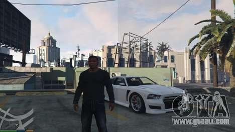 Sharp Vibrant Realism (Custom ReShade) for GTA 5