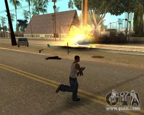 Good Effects v1.1 for GTA San Andreas ninth screenshot