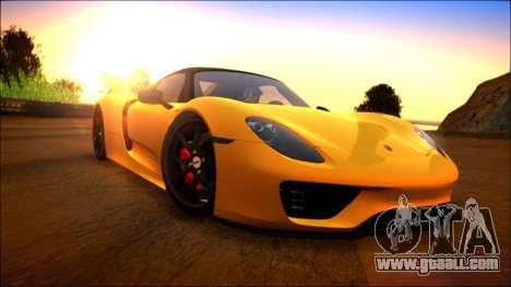 Pavanjit ENB v3 for GTA San Andreas third screenshot