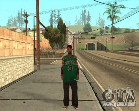 Grove HD for GTA San Andreas