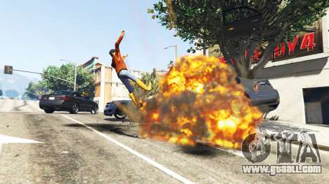 GTA 5 Chaos second screenshot