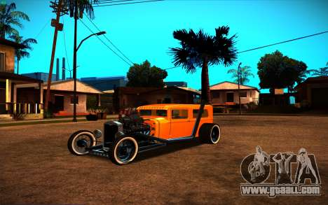 Ford Model A Hot-Rod for GTA San Andreas