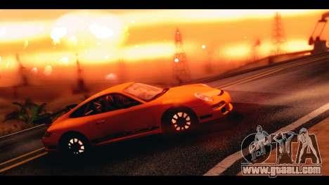 ENB v4 for GTA San Andreas