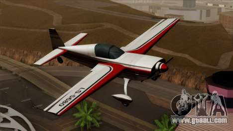 GTA 5 Stuntplane for GTA San Andreas