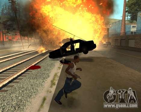 Good Effects v1.1 for GTA San Andreas eighth screenshot